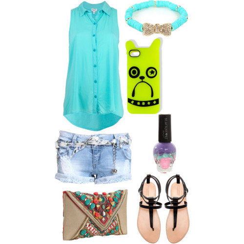 Outfit de Sábado